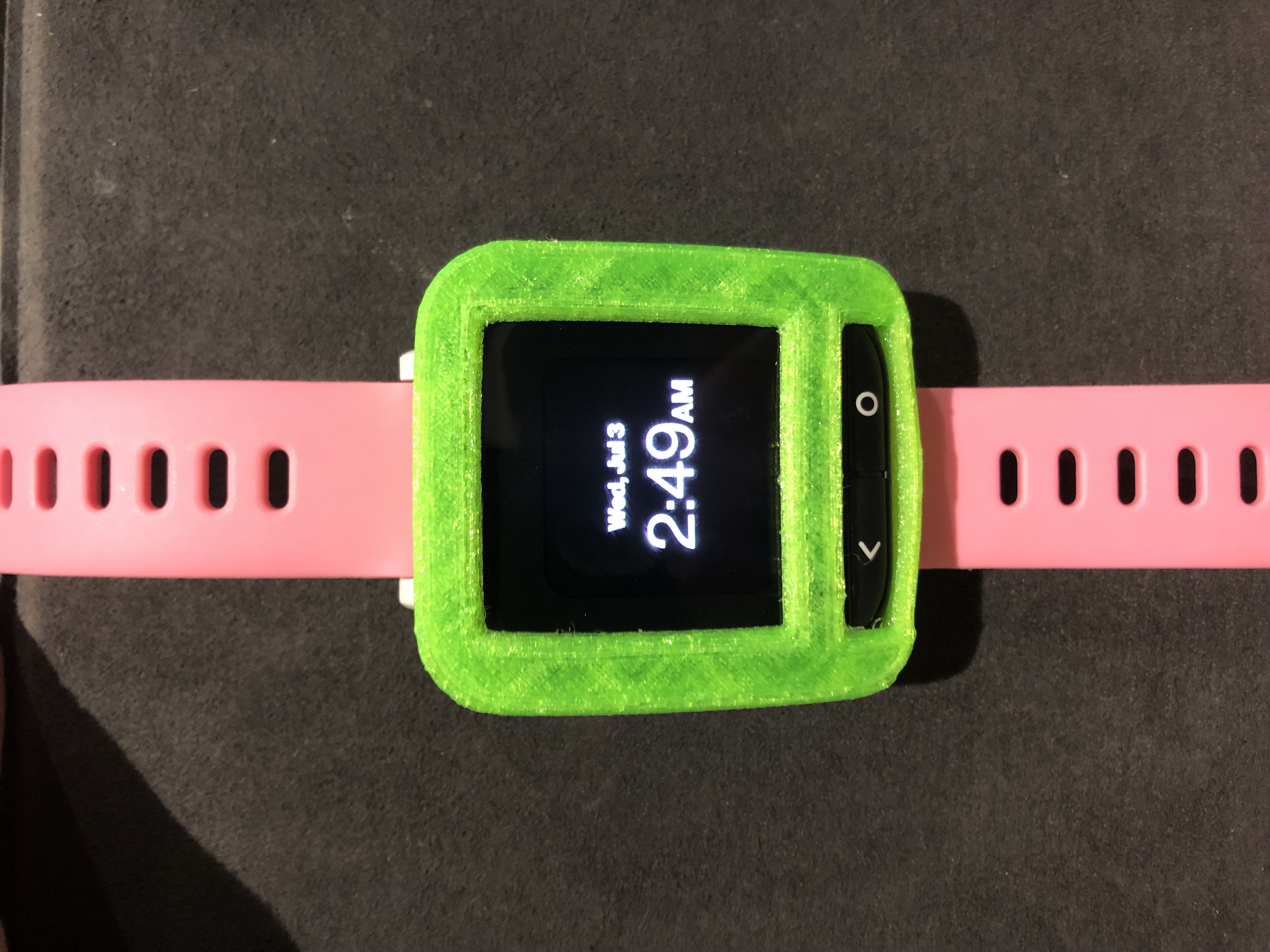 Gizmo Watch Protector by Fddi6k - Thingiverse